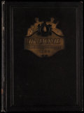 """Football Collectibles:Publications, 1922 Notre Dame """"The Dome"""" Yearbook, with Knute Rockne...."""