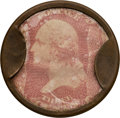 HB-34 EP-34b 3¢ Ayer's Sarsaparilla Large Ayer's Very Fine-Extremely Fine