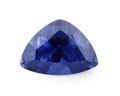 Gems:Faceted, Gemstone: Iolite - 7.67 Cts.. Africa. 11.9 x 16.6 x 9 mm....