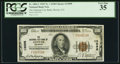 National Bank Notes:Colorado, Denver, CO - $100 1929 Ty. 1 The National City Bank Ch. # 13098....