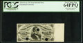Fractional Currency:Third Issue, Milton 3E25F.2e 25¢ Third Issue Experimental PCGS Very Choice New 64PPQ.. ...
