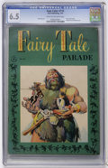 Golden Age (1938-1955):Funny Animal, Four Color #114 Fairy Tale Parade (Dell, 1946) CGC FN+ 6.5 Cream tooff-white pages....
