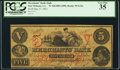 Obsoletes By State:Louisiana, New Orleans, LA- Merchants' Bank $5 May 27, 1862 G24a. ...