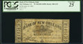 Obsoletes By State:Louisiana, New Orleans, LA- Bank of New Orleans $3 Apr. 16, 1862 G18. ...