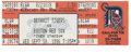 Baseball Collectibles:Tickets, 1996 Roger Clemens 20 Strikeout Game Full Ticket. The Rocket RogerClemens equalled the phenomenal record that he set early...