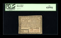 Colonial Notes:Rhode Island, Rhode Island July 2, 1780 $5 PCGS New 62PPQ....