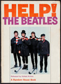 "Movie Posters:Rock and Roll, Help! (Random House 1965). Hardcover Book (28 Pages, 8.25"" X11.25""). Rock and Roll.. ..."