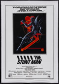 "Movie Posters:Adventure, The Stunt Man (20th Century Fox, 1980). One Sheet (27"" X 41"").Action Comedy. Starring Peter O'Toole, Steve Railsback, Barba..."