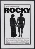 "Movie Posters:Sports, Rocky (United Artists, 1977). One Sheet (27"" X 41""). Sports Drama. Starring Sylvester Stallone, Talia Shire, Burt Young, Car..."