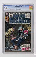 Bronze Age (1970-1979):Horror, House of Secrets #86 (DC, 1970) CGC VF/NM 9.0 White pages....