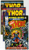 Bronze Age (1970-1979):Superhero, Thor Group (Marvel, 1972-91) .... (Total: 40)