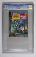 Bronze Age (1970-1979):Horror, Mystery Comics Digest #1 File Copy (Gold Key, 1972) CGC NM- 9.2Off-white to white pages....