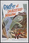"""Movie Posters:Comedy, Ghost of Dragstrip Hollow (American International Pictures, 1959).One Sheet (27"""" X 41""""). Comedy. Starring Russ Bender, Henr..."""