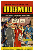Golden Age (1938-1955):Crime, Underworld #5 Mile High pedigree (D.S. Publishing, 1948) Condition: FN-....