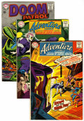 Silver Age (1956-1969):Miscellaneous, DC Silver Age Group (DC, 1967-72) Condition: Average VG+....(Total: 9 Comic Books)
