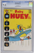 Bronze Age (1970-1979):Cartoon Character, Baby Huey, the Baby Giant #93 File Copy (Harvey, 1971) CGC NM+ 9.6Off-white to white pages....