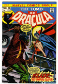 Bronze Age (1970-1979):Horror, Tomb of Dracula #10 (Marvel, 1973) Condition: VF....
