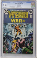 Bronze Age (1970-1979):Horror, Weird War Tales #16 (DC, 1973) CGC NM 9.4 Off-white pages....