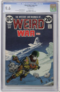 Bronze Age (1970-1979):Horror, Weird War Tales #14 (DC, 1973) CGC NM+ 9.6 Off-white pages....