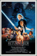 "Movie Posters:Science Fiction, Return of the Jedi (20th Century Fox, 1983). One Sheet (27"" X 41"") Style B. Science Fiction.. ..."