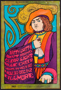 "Movie Posters:Rock and Roll, NItty Gritty Dirt Band at the Fillmore (1967). Concert Window Card(14"" X 21""). Rock and Roll.. ..."