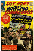 Silver Age (1956-1969):War, Sgt. Fury and His Howling Commandos #7 (Marvel, 1964) Condition: FN/VF....