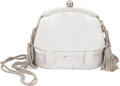 Estate Jewelry:Purses, Austrian Crystal, Satin, White Metal Evening Bag, Judith Leiber....