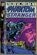 Bronze Age (1970-1979):Horror, The Phantom Stranger #1-22 Partial Issues Bound Volume (DC,1969-72)....