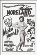 """Movie Posters:Black Films, Mantan Messes Up (Toddy Pictures, 1946). One Sheet (27"""" X 41"""").Black Films...."""