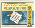 "Movie Posters:Mystery, The List of Adrian Messenger (Universal, 1963). Half Sheet (22"" X28""). Mystery...."