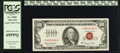 Small Size:Legal Tender Notes, Fr. 1550* $100 1966 Legal Tender Note. PCGS Superb Gem New 69PPQ.. ...
