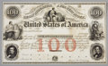 Miscellaneous, Texan Indemnity 5 Per Cent Stock, $100.00 Coupon Bond....