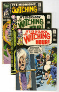 Bronze Age (1970-1979):Horror, The Witching Hour Group (DC, 1970-75) Condition: Average VF....(Total: 13 Comic Books)