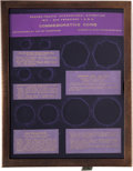 Commemorative Gold, Original Holder for the 10-Piece Panama-Pacific Double Set. ...