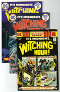 Bronze Age (1970-1979):Horror, The Witching Hour Group (DC, 1974-76) Condition: Average VF/NM....(Total: 17 Comic Books)