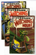 Silver Age (1956-1969):Horror, The Witching Hour #5, 7, and 9 Group (DC, 1969-70) Condition:Average VF+.... (Total: 3 Comic Books)