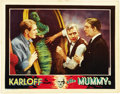 "Movie Posters:Horror, The Mummy (Universal, 1932). Lobby Card (11"" X 14""). ..."
