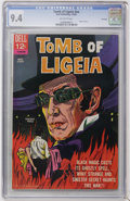 Silver Age (1956-1969):Horror, Movie Classics #nn - Tomb of Ligeia - File Copy (Dell, 1965) CGC NM9.4 Off-white pages....