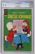 Bronze Age (1970-1979):Cartoon Character, Uncle Scrooge #104 File Copy (Gold Key, 1973) CGC NM- 9.2 Off-whiteto white pages....