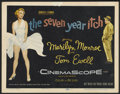 """Movie Posters:Comedy, The Seven Year Itch (20th Century Fox, 1955). Title Lobby Card (11""""X 14""""). Comedy...."""