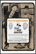 """Movie Posters:Documentary, The Crazy World of Laurel and Hardy (Joseph Brenner Associates, 1967). One Sheet (27"""" X 41""""). Documentary...."""