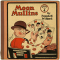 Platinum Age (1897-1937):Miscellaneous, Moon Mullins Series 4 (Cupples & Leon, 1930) Condition: GD/VG....