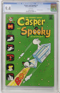 Bronze Age (1970-1979):Cartoon Character, Casper and Spooky #1 File Copy (Harvey, 1972) CGC NM 9.4 Whitepages....