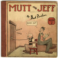 Platinum Age (1897-1937):Miscellaneous, Mutt and Jeff Book 7 (Cupples & Leon, 1920) Condition: VG....