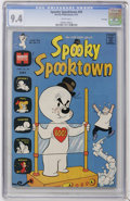 Bronze Age (1970-1979):Cartoon Character, Spooky Spooktown #49 File Copy (Harvey, 1973) CGC NM 9.4 Whitepages....