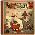 Platinum Age (1897-1937):Miscellaneous, Mutt and Jeff Book 12 (Cupples & Leon, 1927) Condition: GD/VG....