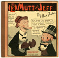 Platinum Age (1897-1937):Miscellaneous, Mutt and Jeff Book 13 (Cupples & Leon, 1928) Condition: FN....