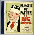 Platinum Age (1897-1937):Miscellaneous, Bringing Up Father Big Book 1 (Cupples & Leon, 1926) Condition:VG....