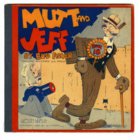 Mutt and Jeff Book 18 (Cupples & Leon, 1933) Condition: FN+