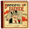 Platinum Age (1897-1937):Miscellaneous, Bringing Up Father #14 (Cupples & Leon, 1928) Condition: GD/VG....